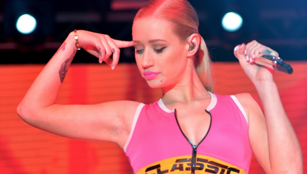 Iggy Azalea Fancy hot