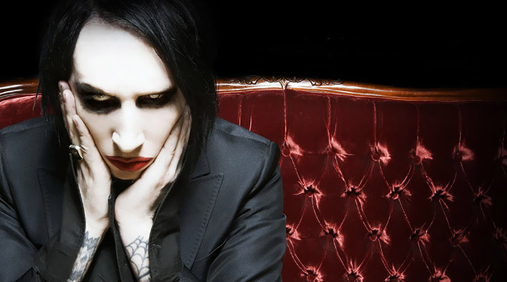 Marilyn Manson: Ακούστε το νέο του single Third Day Of A Seven Day Binge