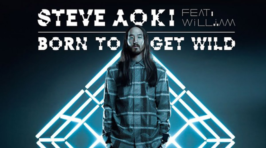 Born To Get Wild - Steve Aoki ft. will.i.am