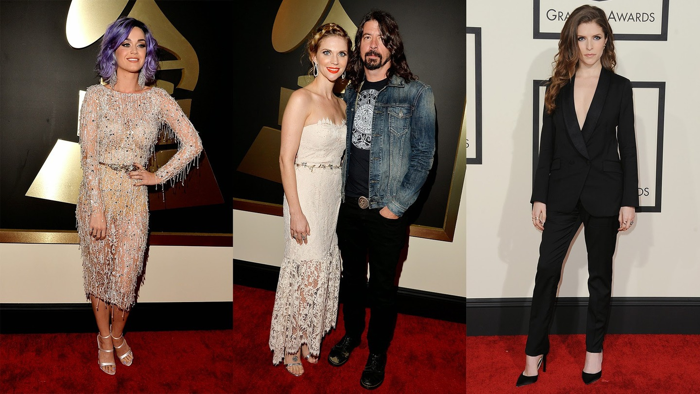 Katy Perry, Jordyn Blum and Dave Grohl, Anna Kendrick