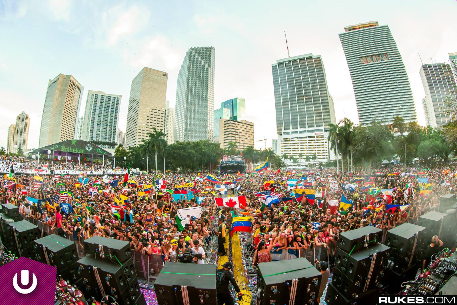Ultra Music Festival Miami Day3 - Live Stream