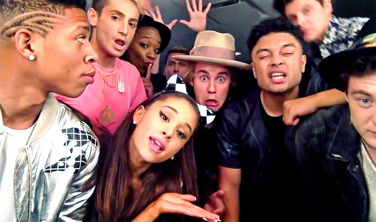 "Justin Bieber, Ariana Grande και Kendall Jenner στο lip-sync βίντεο του ""I Really Like You"" της Carly Rae Jepsen"