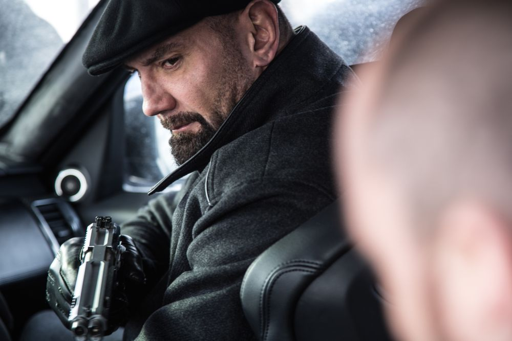Dave Bautista in Metro-Goldwyn-Mayer Pictures/Columbia Pictures/EON Productions' action adventure SPECTRE.