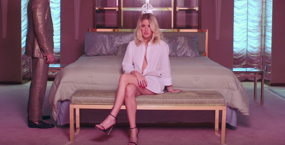 Ellie Goulding - On my mind (official video clip) - Hit Channel