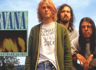 Nirvana - Kurt Cobain - Smells Like Teen Spirit - Hit Channel