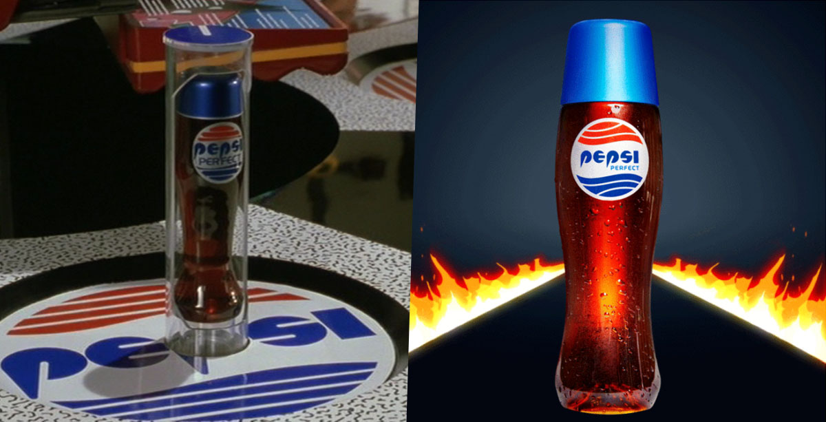 Pepsi Perfect - Back to the future - Hit Channel
