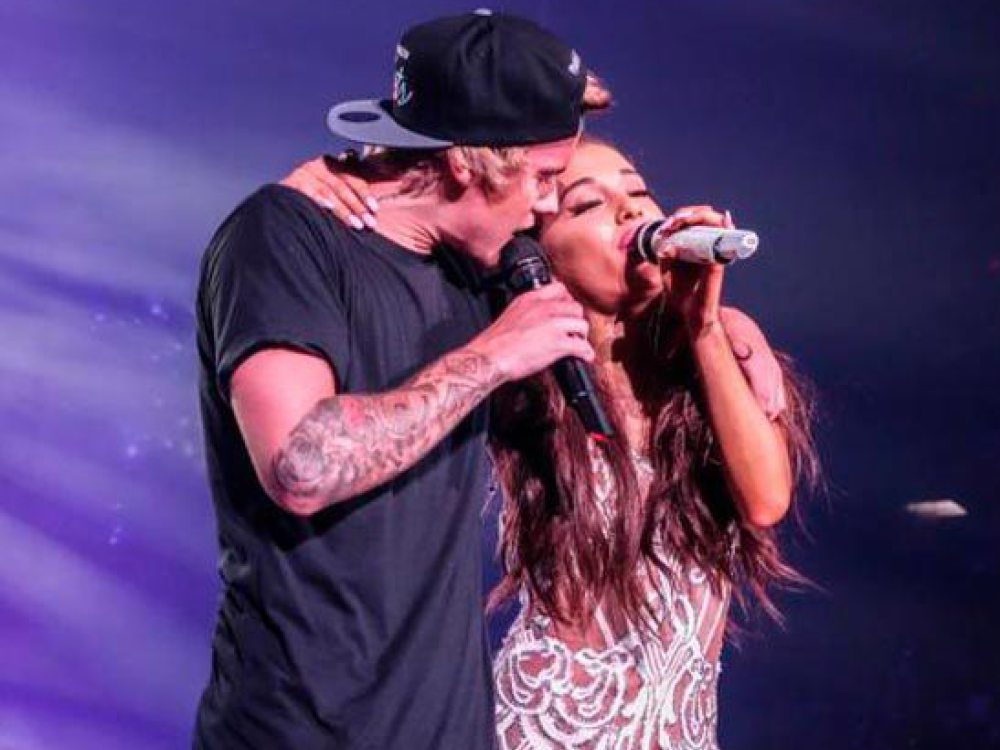"Justin Bieber και Ariana Grande μαζί για ένα remix του ""What Do You Mean?"";"