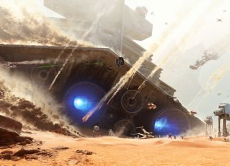To trailer του 'Star Wars: Battlefront' γίνεται προπομπός του The Force Awakens