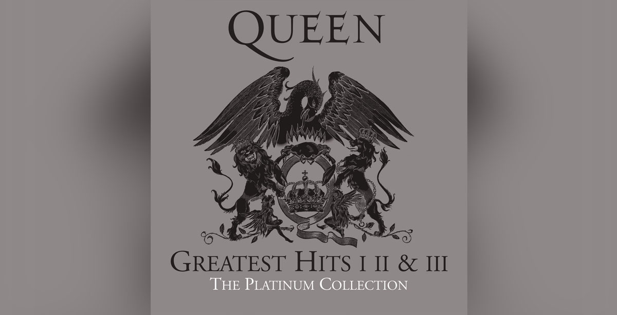 Queen - The Platinum Collection (CD cover 2015) - Hit Channel