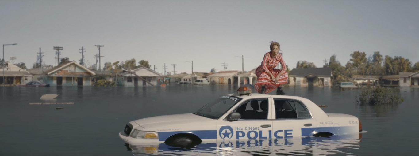Beyonce - Formation - official video - sunken patrol - Hit Channel