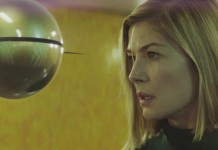 Massive Attack - Voodoo in my blood (official video clip) - Rosamund Pike - Hit Channel