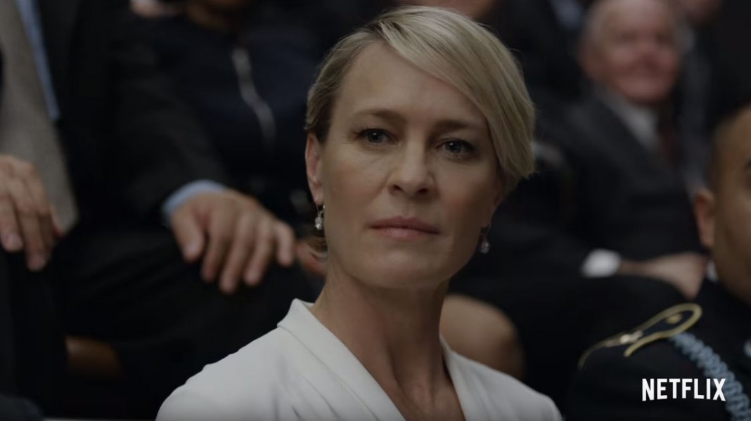 Underwood vs. Underwood στο νέο τρέιλερ του House of Cards