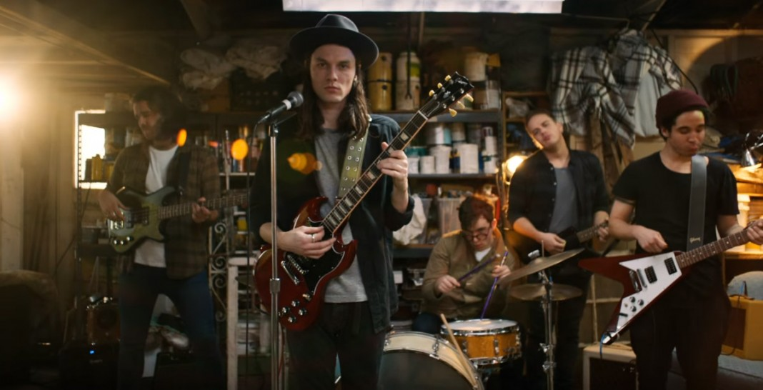 James Bay - Best Fake Smile (official video clip) - Hit Channel