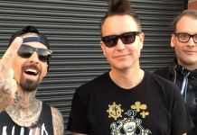 """Blink 182 """"Bored To Death"""""""