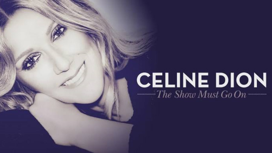 "Celine Dion: ""The Show Must Go On"" είναι το νέο single"