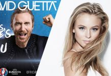 Zara Larsson & David Guetta - This One's For You (EURO 2016)