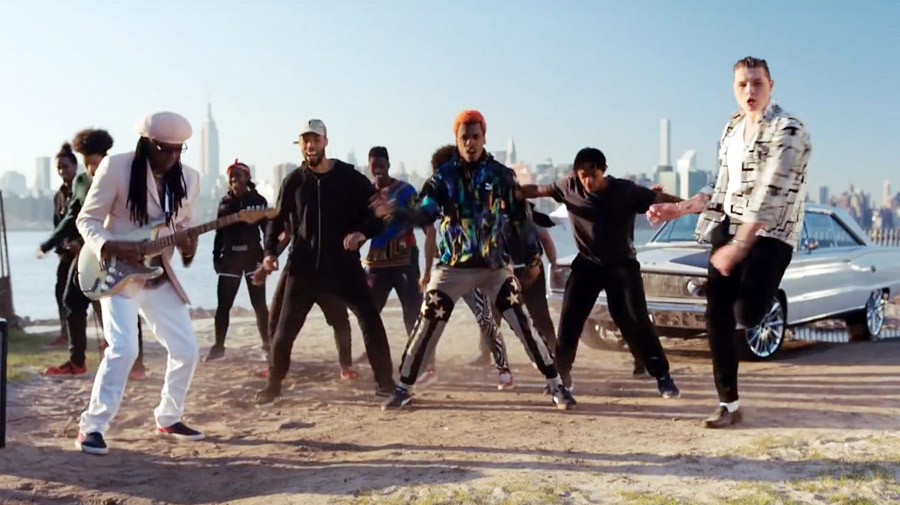 Sigala Feat. John Newman & Nile Rodgers - Give Me Your Love | Video Premiere