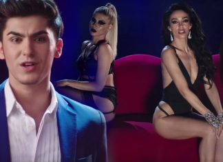 Butrint Imeri - Ελένη Φουρέιρα - Eleni Foureira - Delicious (video clip) - Hit Channel
