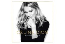 Celine Dion - Encore un soir (CD album cover 2016) - Hit Channel