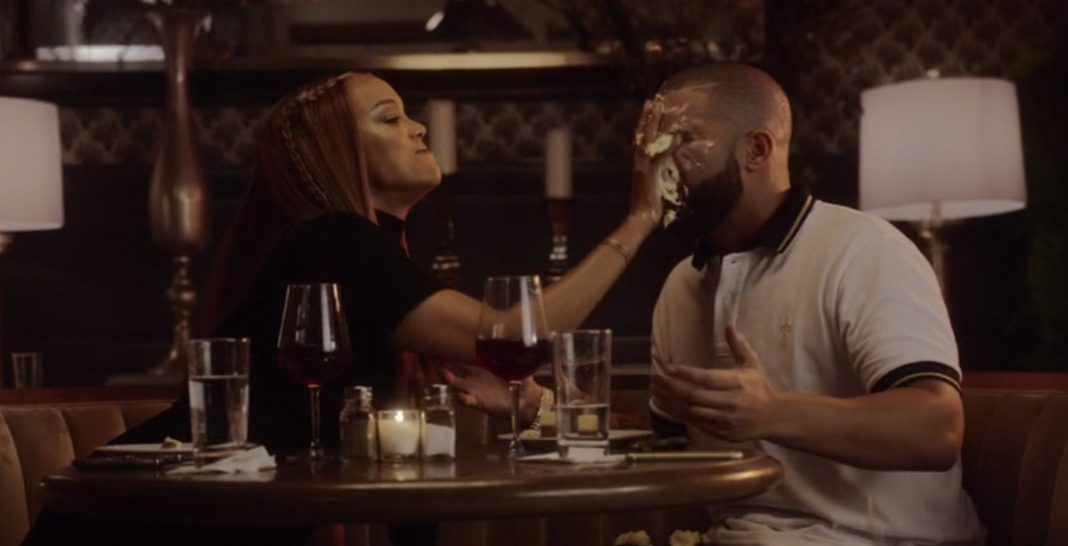 Drake - Tyra Banks - Child's Play (video clip) - Hit Channel