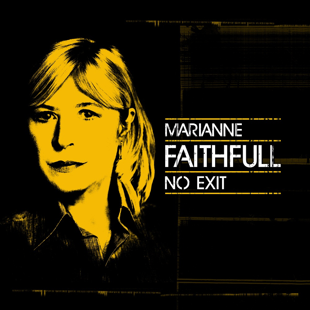 Marianne Faithfull No Exit Cover