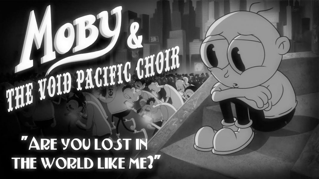 Moby & The Void Pacific Choir - Are you lost in the world like me (official video clip) - Hit Channel
