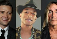 Justin Timberlake - Pharrell Williams - Iggy Pop - Hit Channel