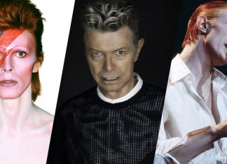 David Bowie - Aladdin Sane - The Thine White Duke - Hit Channel