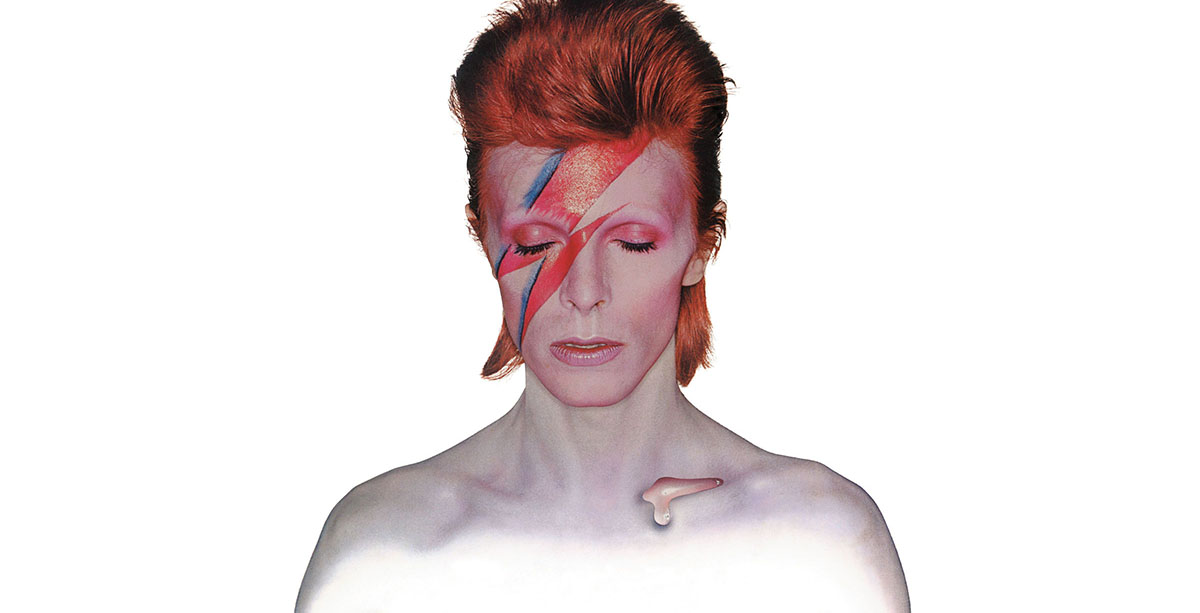 David Bowie - Aladdin Sane - Hit Channel