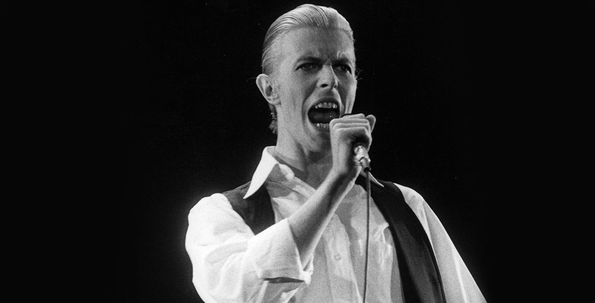 David Bowie - The Thin White Duke - Hit Channel