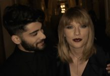 Zayn Malik - Taylor Swift - I Don't Wanna Live Forever (Fifty Shades Darker) - video clip - Hit Channel