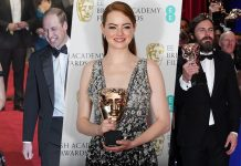 BAFTA Awards 2017 (Kate Middleton - William - Emma Stone - Casey Affleck - Viola Davis) - Hit Channel