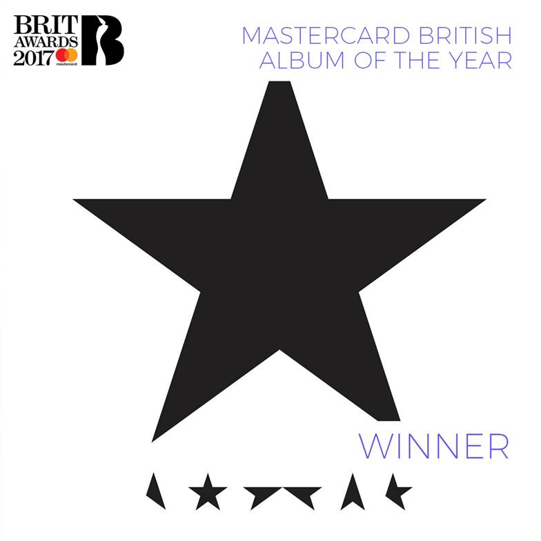 BRIT Awards 2017 - David Bowie - Blackstar - Hit Channel