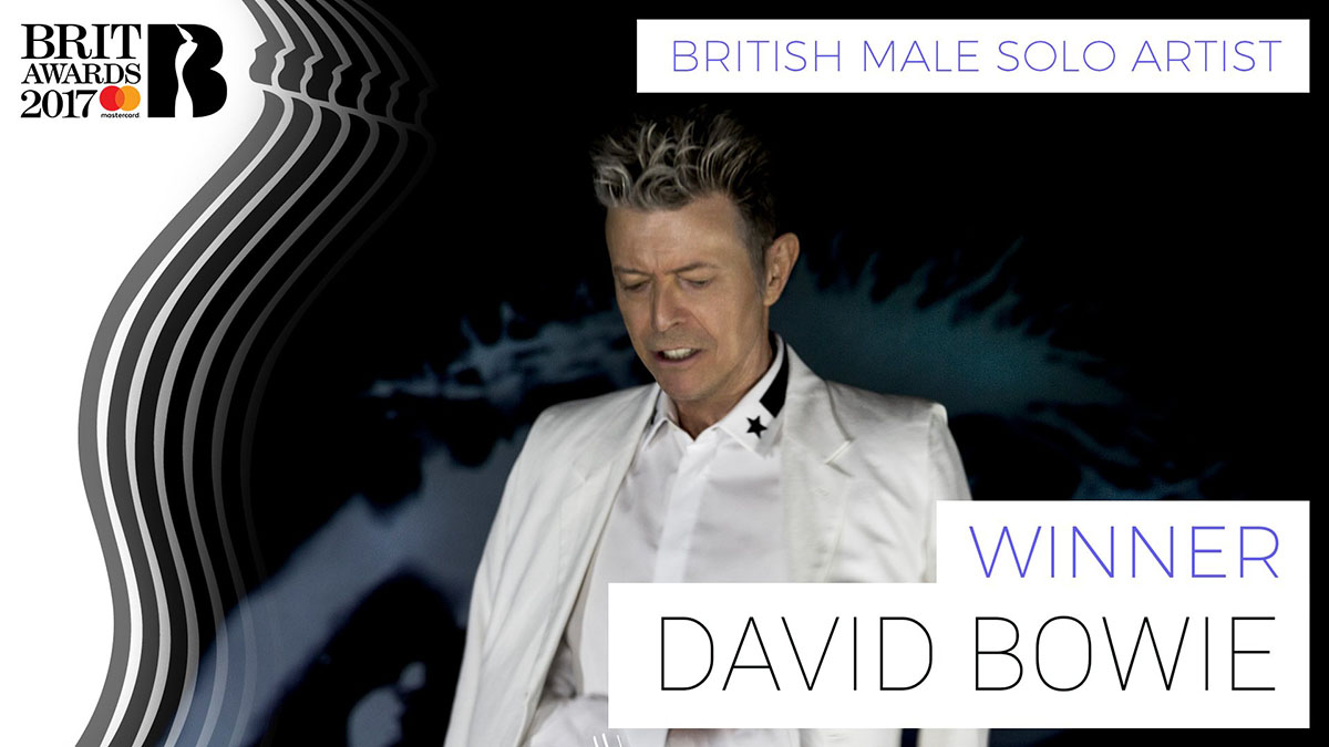 BRIT Awards 2017 - David Bowie - Hit Channel