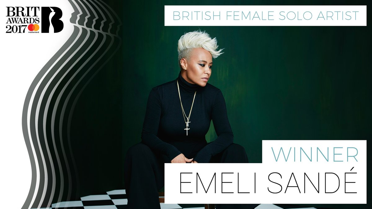 BRIT Awards 2017 - Emeli Sande - Hit Channel