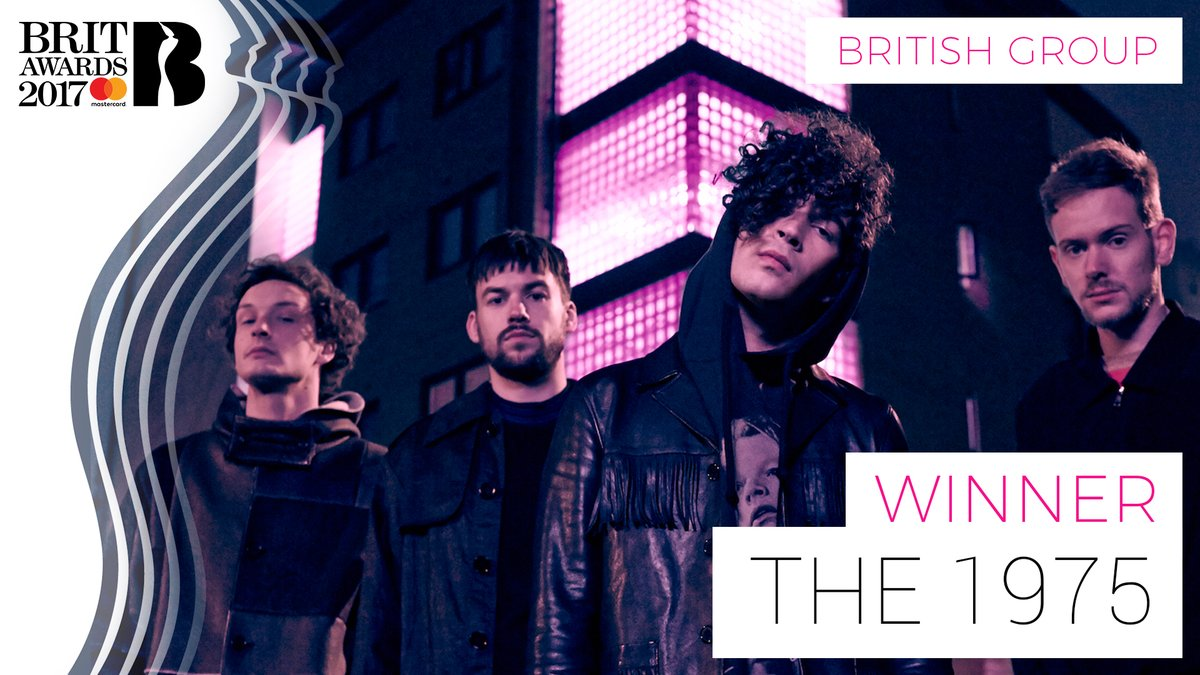 BRIT Awards 2017 - The 1975 - Hit Channel
