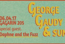 George Gaudy & Sun live @ Gagarin 205 - Hit Channel