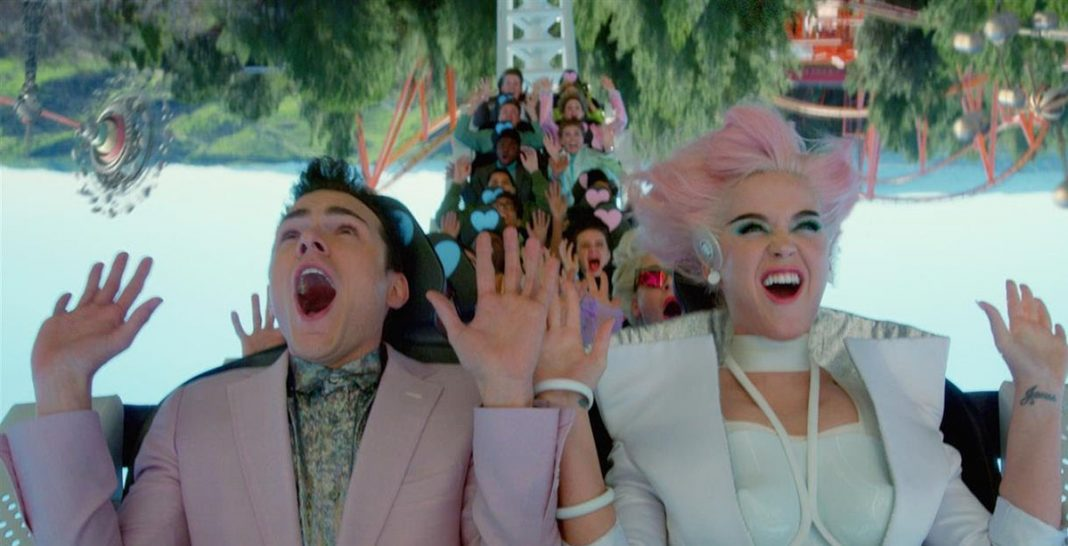 Katy Perry ft Skip Marley - Chained to the Rhythm (video clip) - Hit Channel