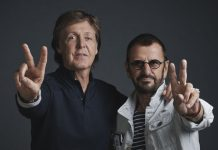 Paul McCartney και Ringo Starr
