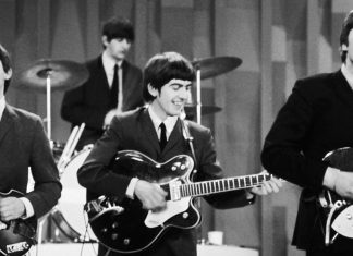 The Beatles - Paul McCartney - George Harrison - John Lennon - Ringo Starr - Hit Channel