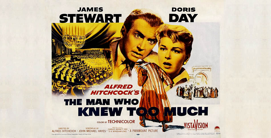 The Man Who Knew Too Much (1956) - Alfred Hitchcock - Hit Channel