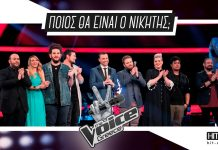 The Voice of Greece 3 (poll - finalists) - Hit Channel