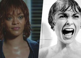 Rihanna - Marion Crane - Bates Motel - Janet Leigh - Psycho - Hit Channel
