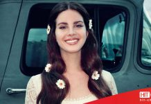 Lana Del Rey - Lust For Life (album cover 2017 - FEATURED) - Hit Channel