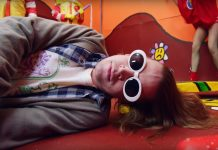 Father John Misty Macaulay Culkin Total Entertainment Forever video