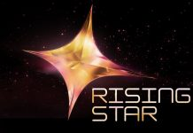Rising Star (logo) - Hit Channel