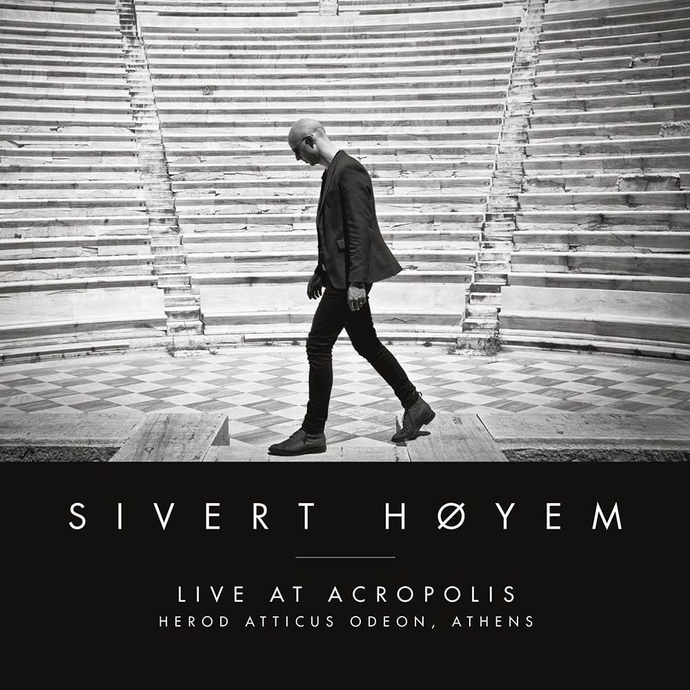 Sivert Hoyem - Live At Acropolis - Herod Atticus Odeon (cover) - Hit Channel