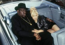 Faith Evans & Notorious B.I.G.