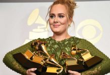 Adele - Grammy Awards 2017 - Hit Channel