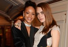 Rihanna - Cara Delevingne - Hit Channel